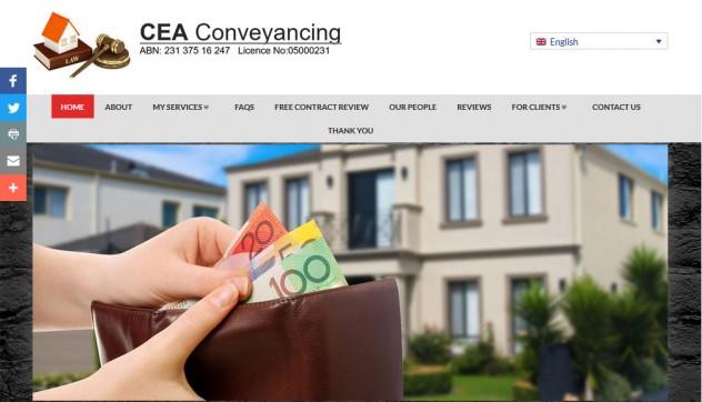 CEA-screenshot